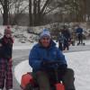 ijsbaan sneeuwvrij maken 2013