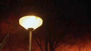Straatverlichting in Sleen wordt vernieuwd