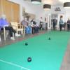 Senioren Belang krijgt nieuwe koersbalmat