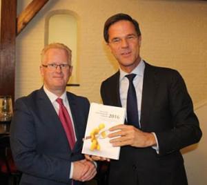 Slener in debat met minister-president