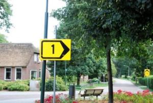 Noord-Sleen: Slenerweg weer geopend