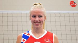 Volleybalster Anniek Siebring naarFinland