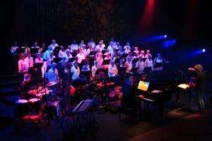 Complimenten voor concert zangvereniging