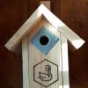 110 vogelhuisjes voor Sleen en Diphoorn