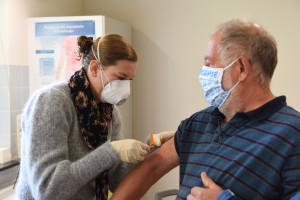 Nieuwe datum griepvaccinatie: 19 oktober