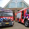 Nieuwe tankautospuit voor brandweer Sleen
