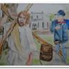 Expositie Kruiswegstaties in de Dorpskerk