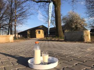 'Verse melk tap jezelf' in Broeklanden
