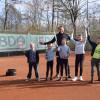 Open dag zorgt voor nieuwe tennisleden