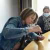 Corona-vaccinatie in de Ontmoetingskerk