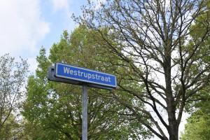 Straat in beeld: Westrupstraat