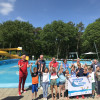 Schoolgym in water van Bosbad gestart