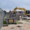 Huizen Broekveld- en Aumuhlerstraat gesloopt
