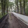 Werkzaamheden fietspad Hengstmeerweg gestart