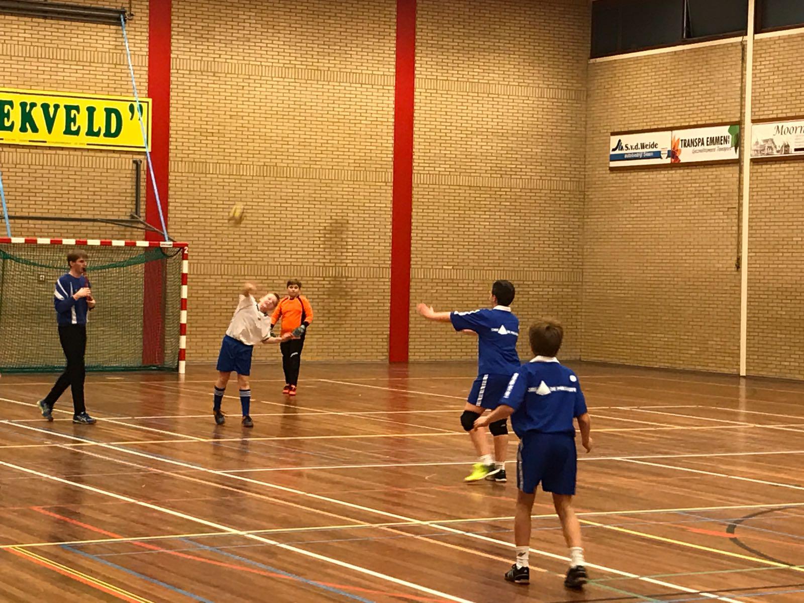 Schoolhandbal De Akker 3010