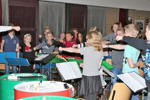 Orkest in de klas 3