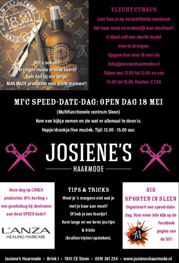 MFC Open Dag 18 Mei