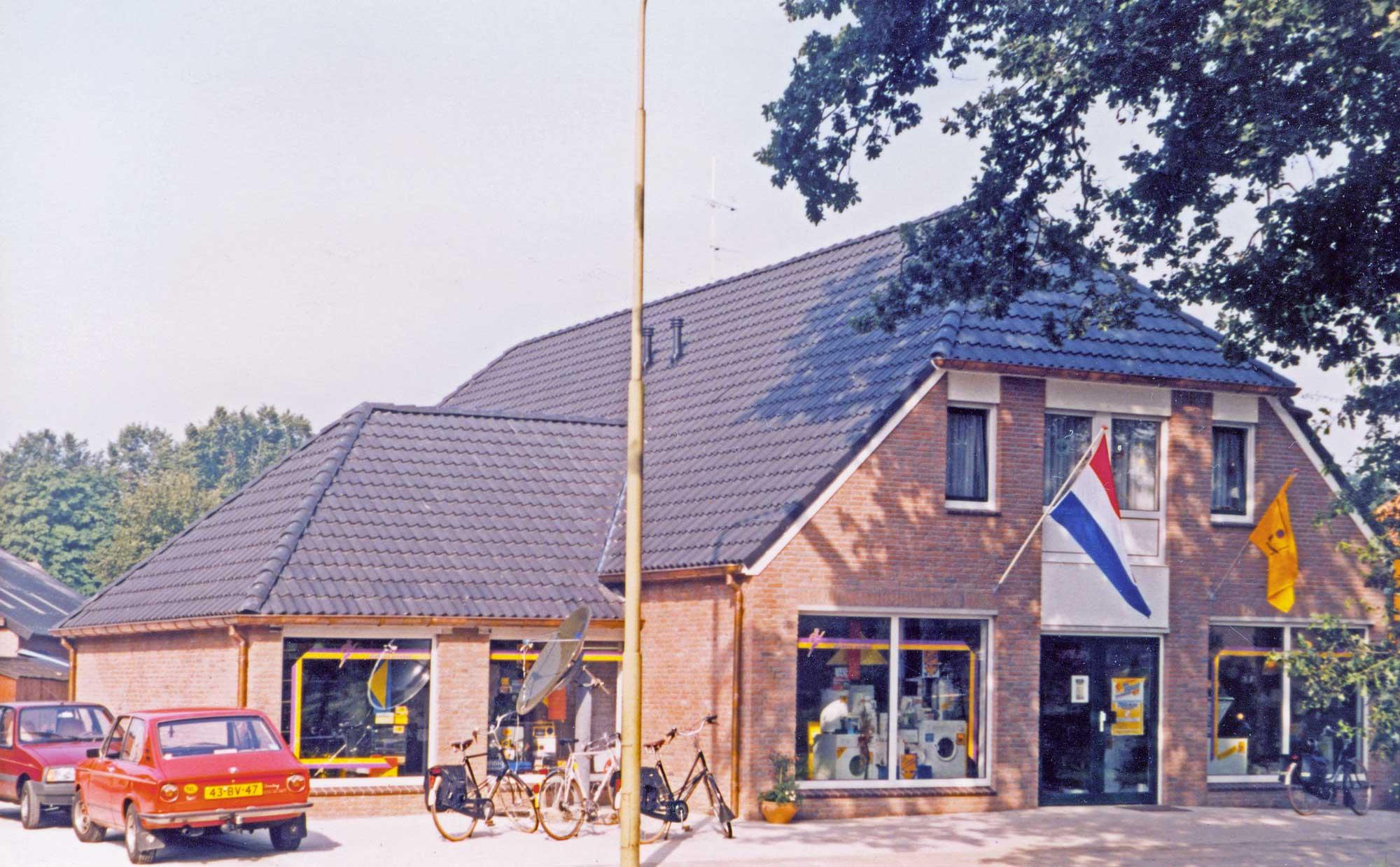1e winkel Assen Sleen