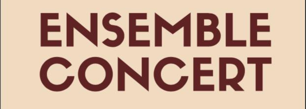 Ensemble concert